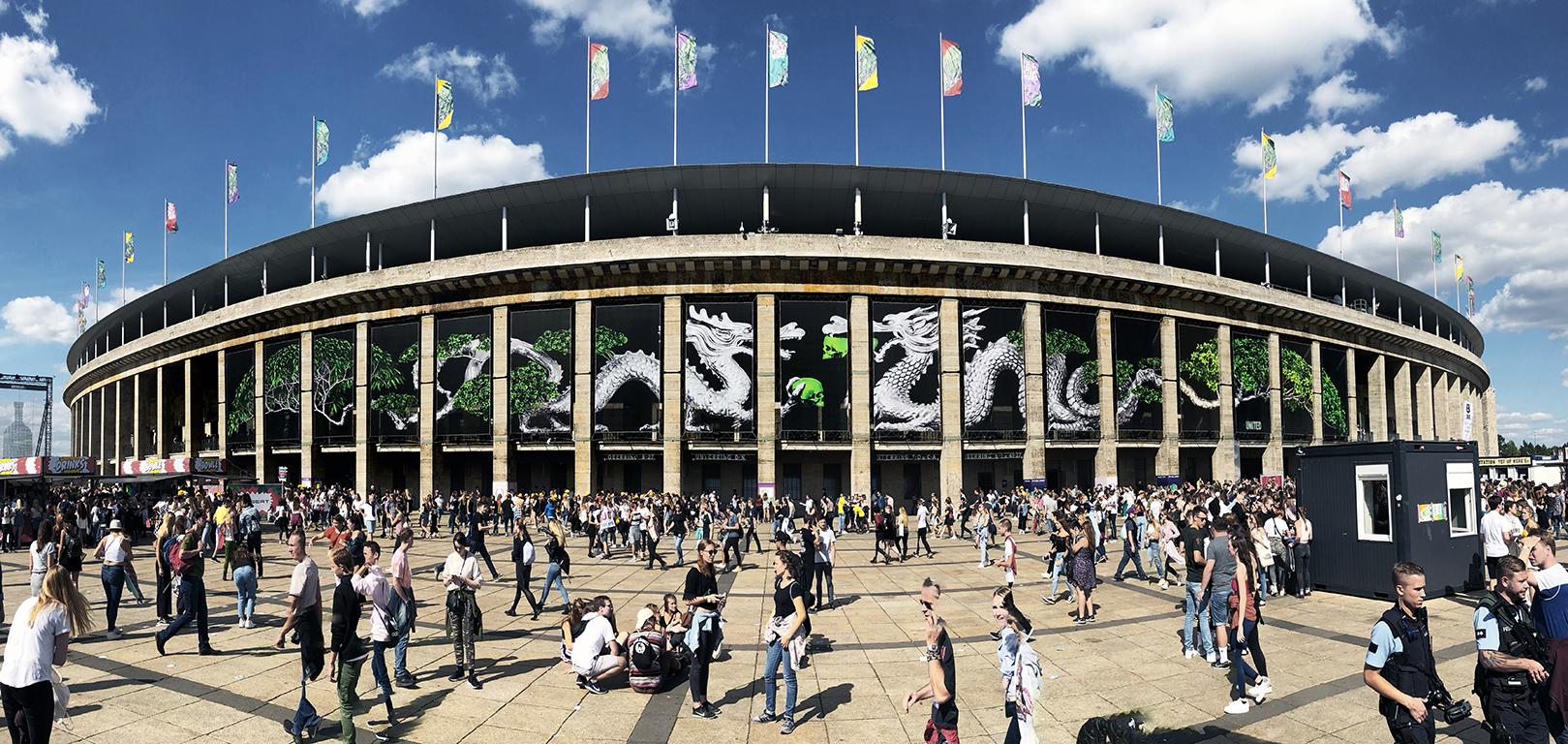 Olympic Stadium - Berlin 2018