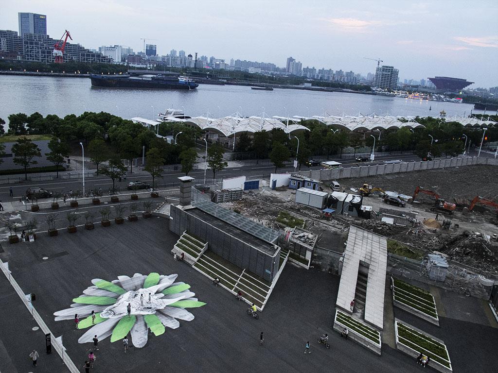 Power Station of Art Museum - Shanghai 2016