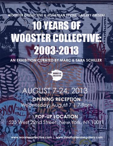 10 Years of Wooster Opening ludo thisisludo jonathan levine
