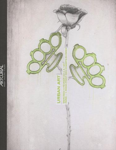 ludo cover catalogue artcurial enjoy the violence